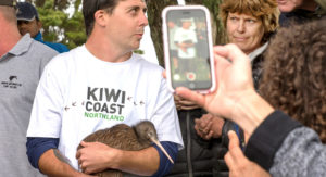 Tutukaka Landcare Kiwi Release – Oct 24th